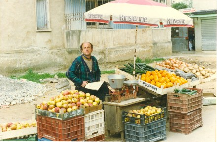 1998 - An Albanian entrepreneur tests the waters of the free market system
