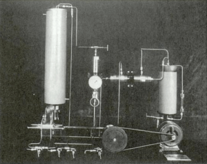 haber bosch process The haber-bosch process can trap atmospheric nitrogen, react it with hydrogen over a catalyst and produce ammonia for fertilisers and other industrial processes the process led to the agricultural revolution and our ability to feed a growing population.