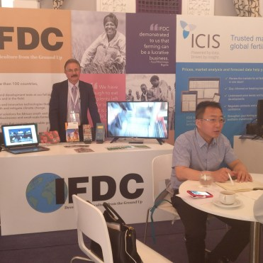 IFDC booth @ IFA conference 2017 6