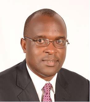 Shamie Zingore, Regional Director for the sub-Saharan Africa Region, IPNI