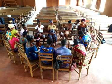 Youth Workshop in Benin (2)