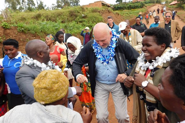 Ugandan Families Benefit from Road Rehabilitation - IFDC