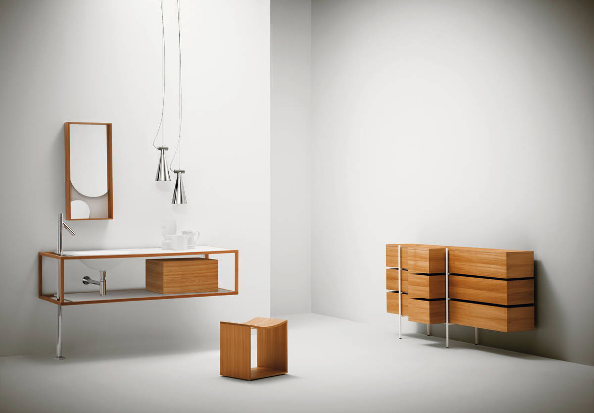 Bisazza Bagno three moods for collections  Interiors  IFDM