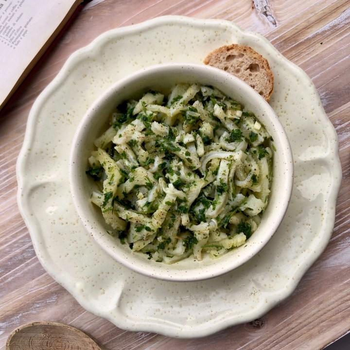Trippa in insalata alla fiorentina