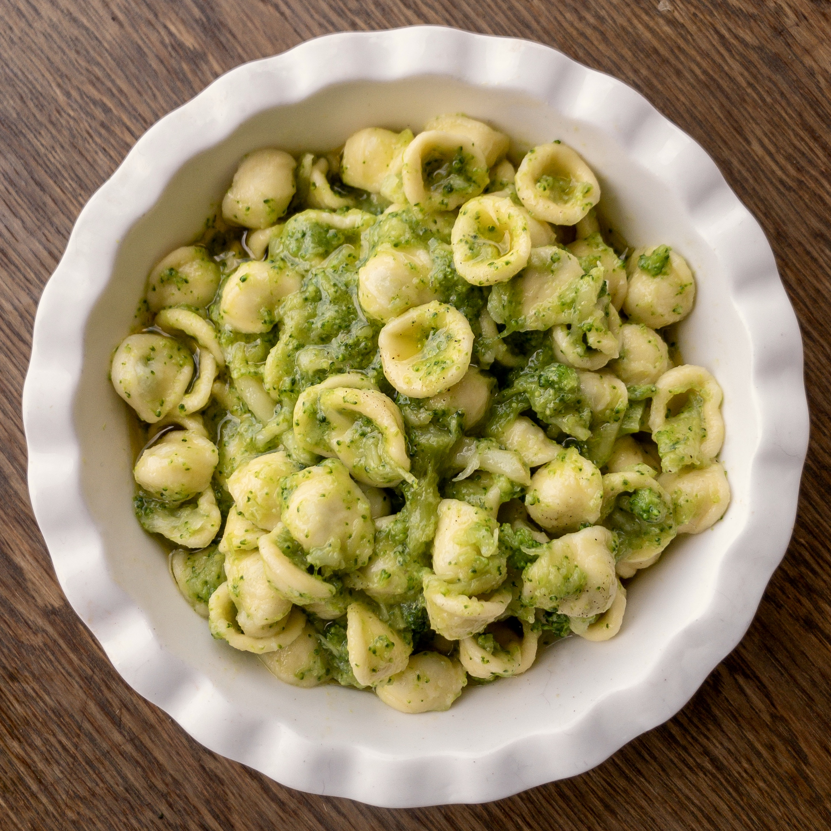 Orecchiette coi broccoli