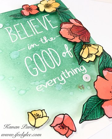 Believe in Good!!
