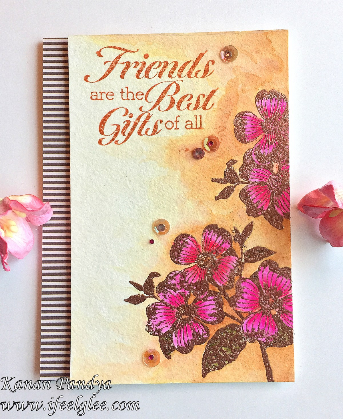 Friends are the best gift!!