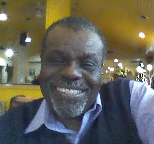 Bishop James I Feel God Brown