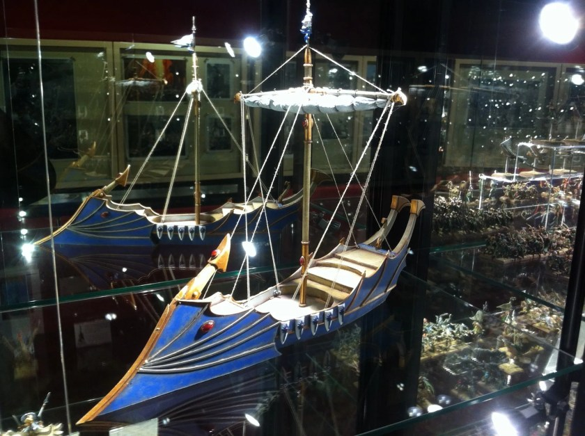 Elven Sailing Ships