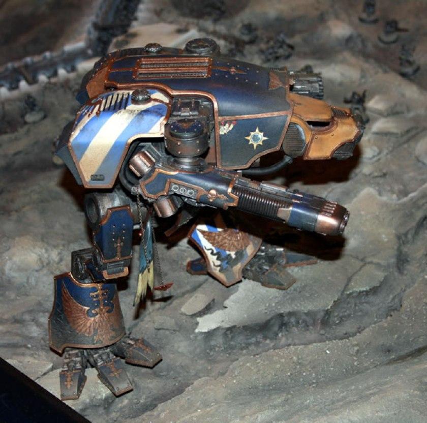 Imperial Warhound Titan