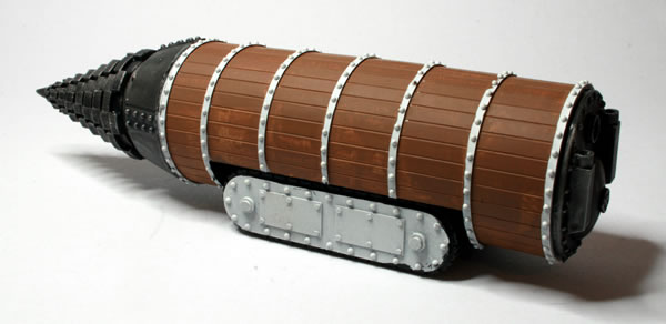Victorian SF Tunnelling Machine