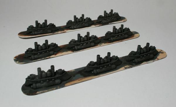 Attacker Class Frigates