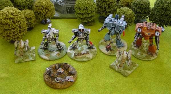 Imperial Titan Battleforce.