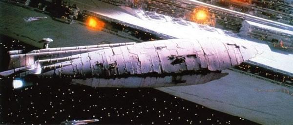 Large Rebel Transport