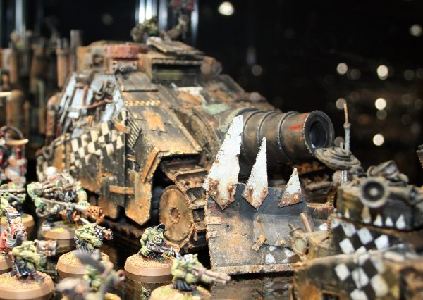 Ork Kil Bursta Tank