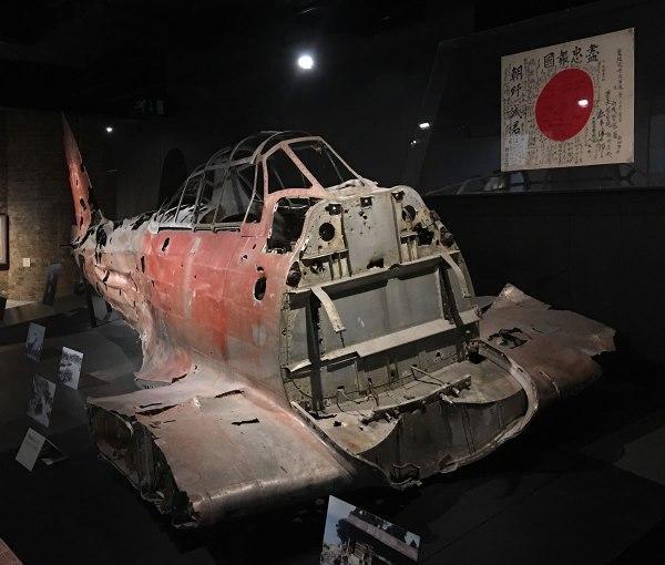 Mitsubishi Zero A6M3