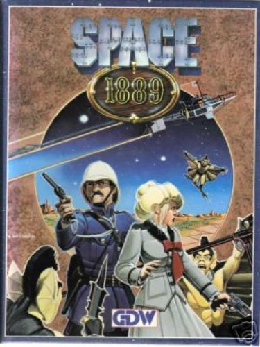 Space 1889 Cover