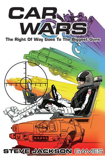 Car Wars Rules