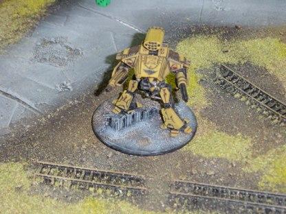 Epic Reaver Titan