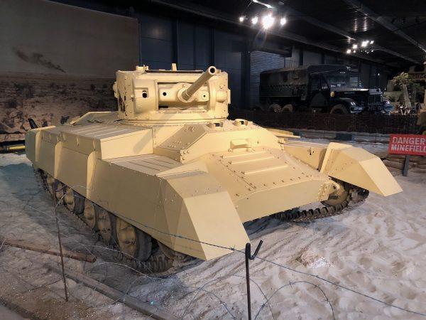 Valentine Infantry Tank Mk III