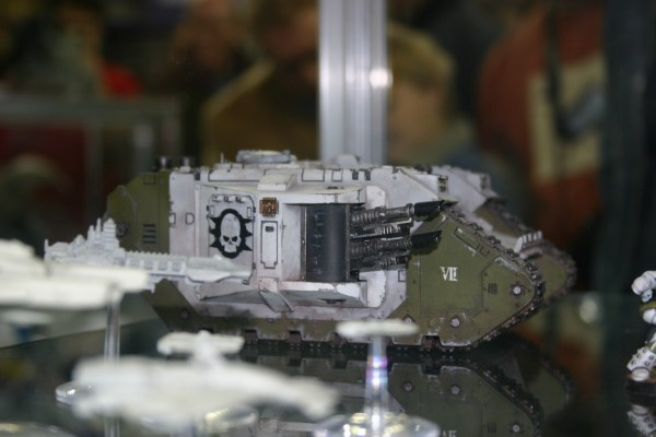 MkIIb Land Raider from Will Hayes' collection.