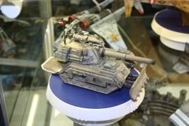 Imperial Guard Armoured Basilisk