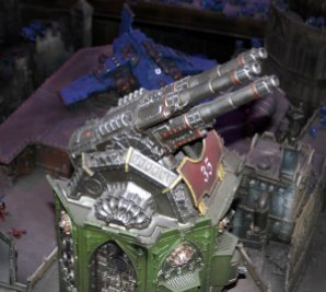 WH40K Planetary Defence Weapon