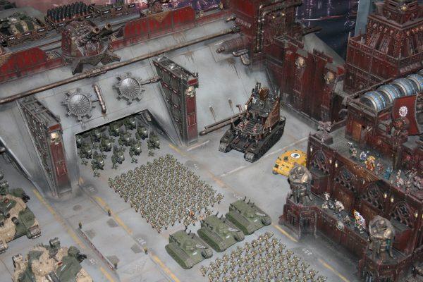 Imperial Guard Parade