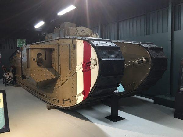 "Mark VIII ""The International"" Tank"