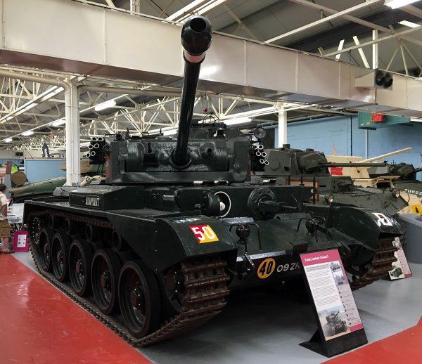 A34 Comet Tank