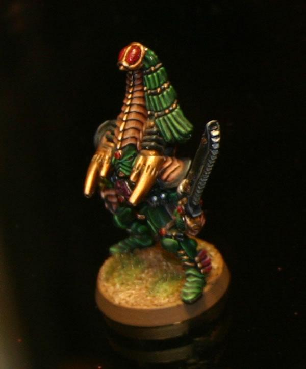 Phoenix Lord Karandras.