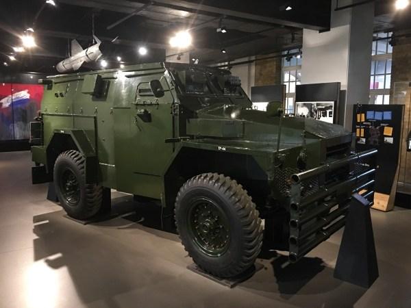 FV611A Humber Pig Mk 2
