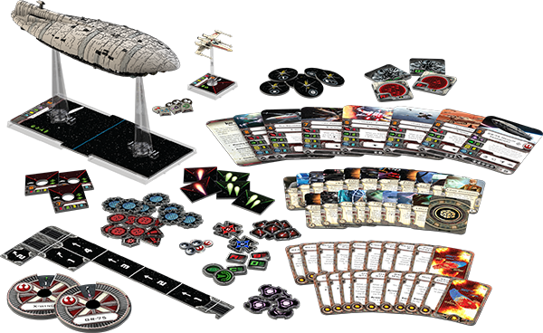 Star Wars X-Wing Rebel Transport Expansion Pack , FFGSWX11