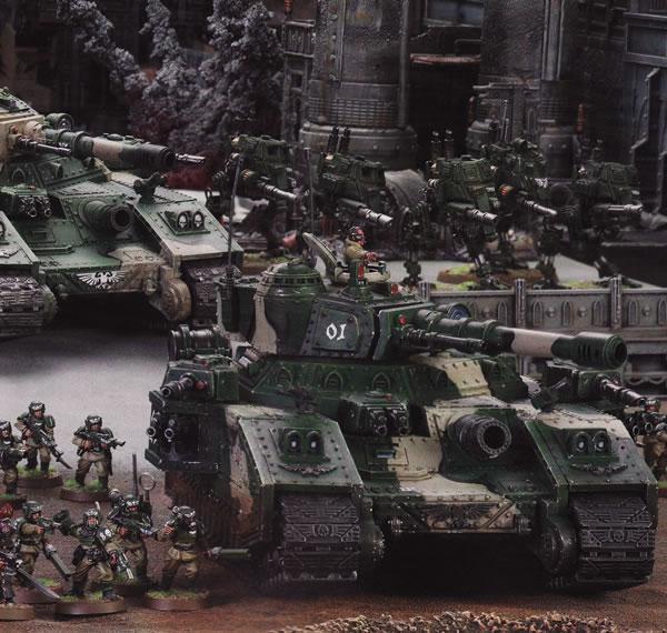 Imperial Guard Baneblade