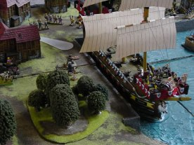 Naval game