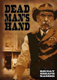 Dead Man's Hand Rulebook Cover