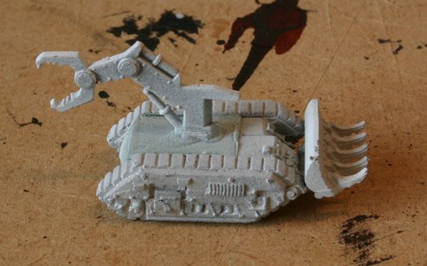 Imperial Guard Recovery Tank