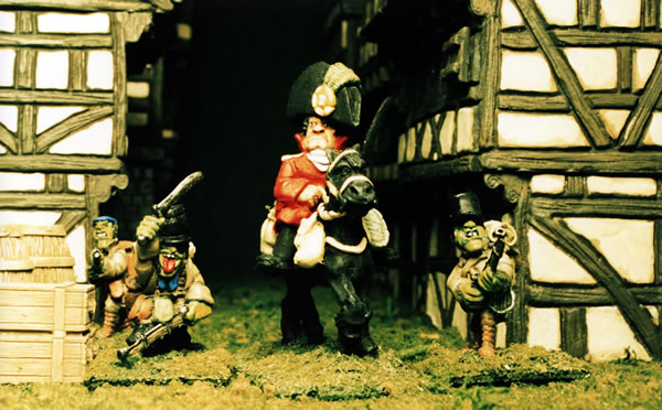 Under Command - Goblin Caçadores