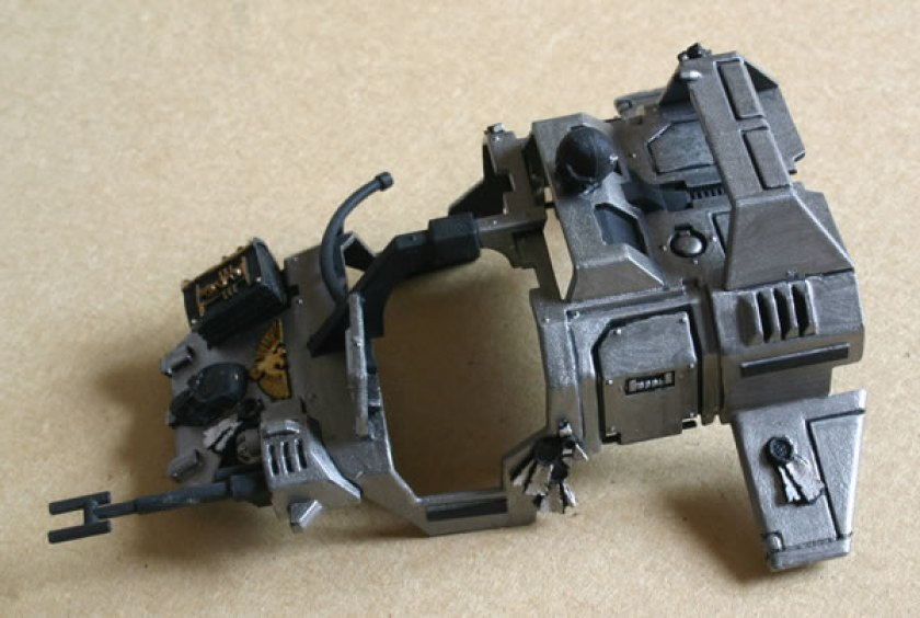 Grey Knights Landspeeder