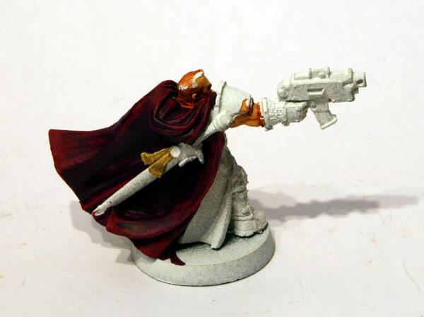 Daemonhunters Inquisitor