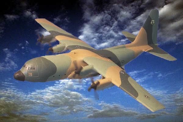 C130-Hercules