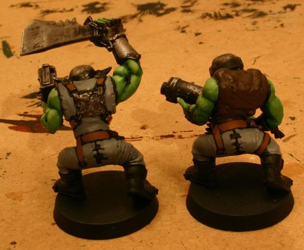 Feral Ork Boyz