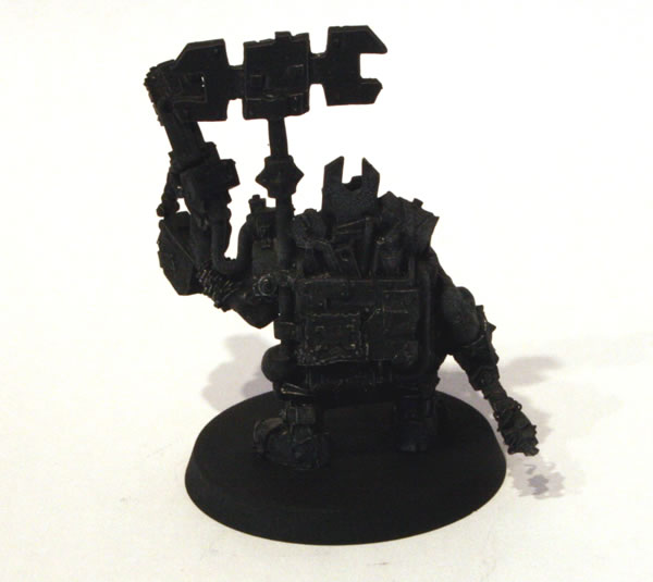 Ork Big Mek with Big Shoota