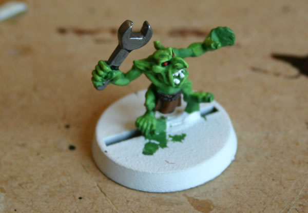 Grot Rigger for my Skorcha...