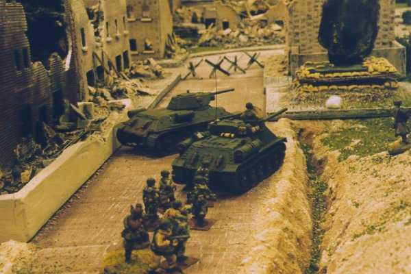 T34 Tanks