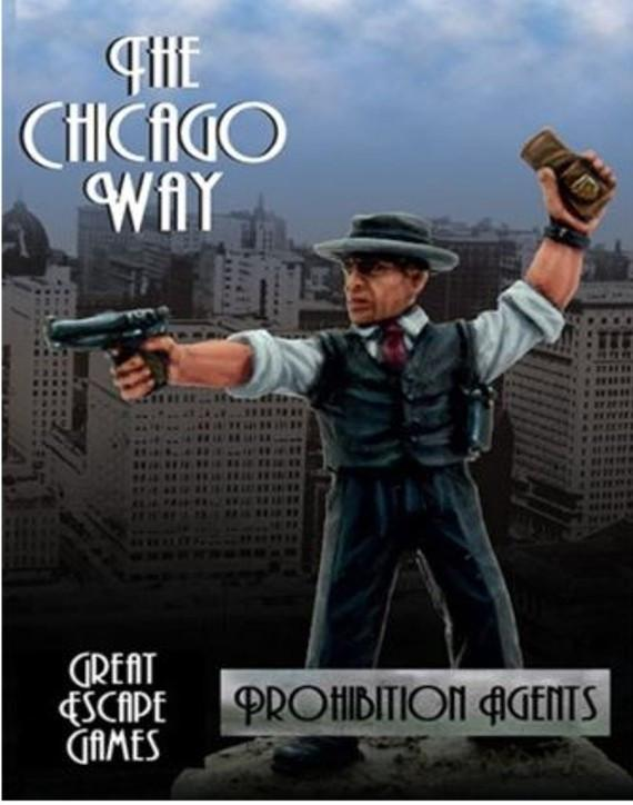 TCW007 - The Chicago Way Prohibition Agents