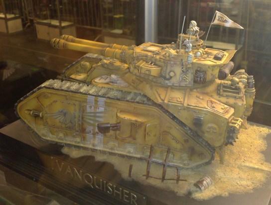 Imperial Macharius Heavy Tank