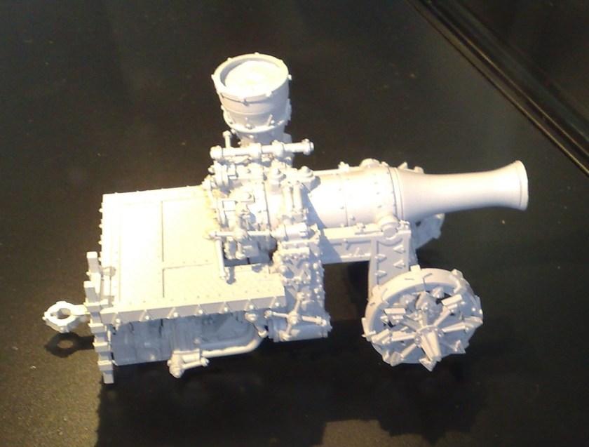 Chaos Dwarf Magma Cannon