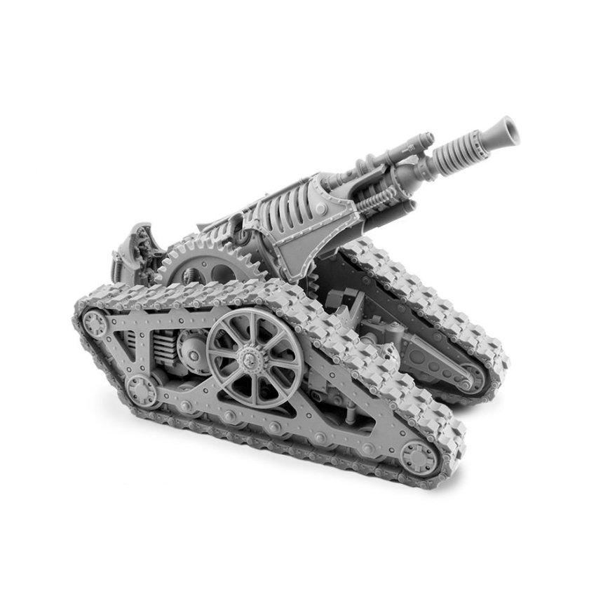 Mechanicum Krios Battle Tank