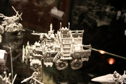 Ork Trukk from GamesDay 2007.